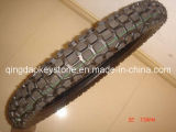 Motorcycle Tyre 3.00-18 with Sport Pattern