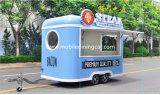 Small Food Carts for Sale/ Food Cart Trailer for Sale (CE)