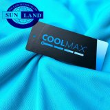 Coolmax Quick Dry Pique Mesh Knit Fabric for T Shirt