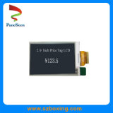 2.9 Inch EPD LCD for Price Tag