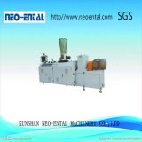 Full Automatic Conical Twin Screw Plastics Extruder Pipe Making Machinery