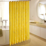 100%Polyester Waterproof Bathroom Shower Curtain (17S0053)