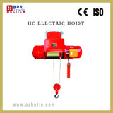 Hc Model Electric Wire Rope Hoist
