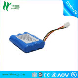 China Factory 18650 2200mAh Lithium- Ion Battery Pack 11.1V for Smart Robot Vacuum Cleaner