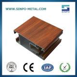 Wood Grain Aluminum Alloy Frame
