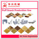 Stainless Steel Puffed Snack Maize Rice Corn Flour Cheese Balls Making Machine
