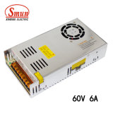 Smun S-350-60 360W 60V 6A Switching Power Supply