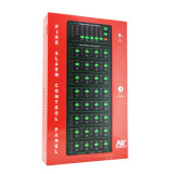 1 Loop 28 Zone Conventional Fire Alarm Panel Control System