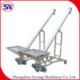 Stainless Steel Screw Conveyor for Packing with Hopper