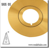 Cardboard Thin Edge Slitting Circular Top Blade/Knife