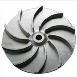 Precision Investment Casting Pump Impeller with Machning