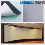 Haining Uneed Large Electric Projection Screen Motorized Stage Screen