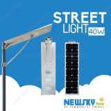 Remote Control Smart Automatic Solar Street Lighting System