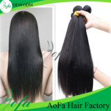 Manufacturers Supply New Silky Straight Remy Human Hair Weft