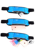 Quality Lycra Waist Cell Phone Bag (MS9057)