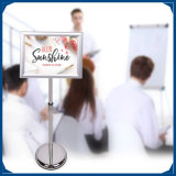 Portable Floor Standing Banner Poster Stand Display