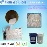 Plaster Relief Sculpture Mold Making RTV Tin Cure Catalysted Silicone Rubber