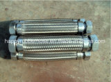 Stainless Steel Flexible Metal Hose with Male / Female Fittings