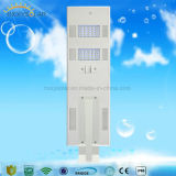 Factory 6W to 120W Integrated All in One Solar Power LED Street Light with 5 Years Warranty