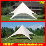 12m Pole Stretch Star Shaped Party Wedding Tent Outdoor Event