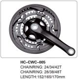New MTB Chainwheel & Crank Cwc Crankset Hongchi Bicycles Parts Hc-Cwc-005