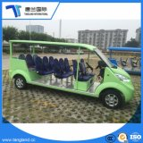 11 Seat Cheap Electric Cars Four Wheel Electric Car Vehicle