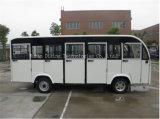 Enclosed Door City Transit Electric Tourist Coach