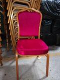 Best Price Metal Fabric Hotel Furniture Restaurant Hotel Banquet Stacking Chair