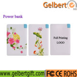 Wholesale Credit Card Mobile Power Bank with RoHS