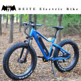 Fat Tire 48V 750W E-Bike with Bafang Motor