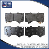 Car Brake Pad for Toyota Landcruiser Grj200 Part 04465-60280