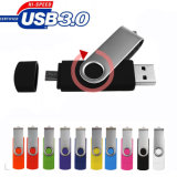 10PCS Free Custom Logo Pen Drive 32GB OTG USB 3.0 USB Flash Drive 64GB Pendrive 8g 16GB U Disk (for smartphone PC wedding gift)