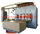 Short Cycle Press Machine Short Cycle Press for The Production of Melamine Face MDF and Solid Wood and Chipboard, Chipboard Manufacturing Machine