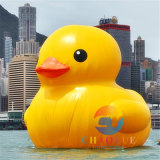 Hot Sale Giant Inflatable Yellow Duck for Water Advertising