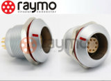 Raymo K Series Egg Auto Electrical 8 Pin Push-Pull Calbe Socket Connector
