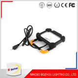5000 Lumen Aluminum Alloy Material LED Worklight Rechargeable