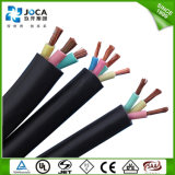 Hot-Sale PVC Rubber Jacketed Copper Conductor Submersible Water Pump Cable
