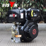 Bison (China) Bsd186fa Single Cylinder Big Fuel Tank Air Cooled 4-Stroke Complete Motorcycle Engine