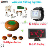Low Price Restaurant Equipment Waiter Server Paging Service System