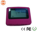 New Style! Soft Touch Digital Vibration Sports Stopwatch Timer