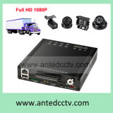 3G/4G HD 1080P Armored Car Mobile DVR with GPS Tracking WiFi