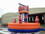 2016 New Arrival Amusement Park Sport Game Inflatable Climbing Wall