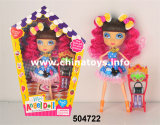 Hot Selling Plastic Toys 12 Joint Doll (504722)