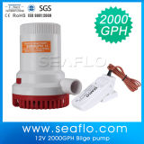 Seaflo 2000gph 12V Battery Operated Water Pump for Boat