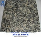 Natural Polished Brown Leopard Skin Granite Tile with Factory Price