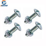 Steel Zinc Plated One Way Slot Truss Head Screws
