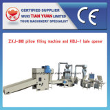 Pillow Filling Machine with Bale Opener