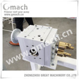 Plastic Rubber Melt Pump for Plastic Rubber Extruder