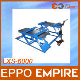 High Quality 2800kg Single Cylinder Hydraulic Scissor Car Lift