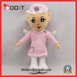 Promotional Hospital Mascot Custom Made Doll Nurse Plush Doll
